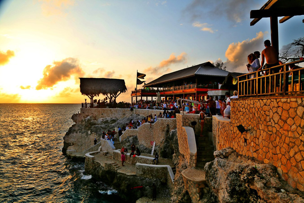 Negril Beach and Sunset
